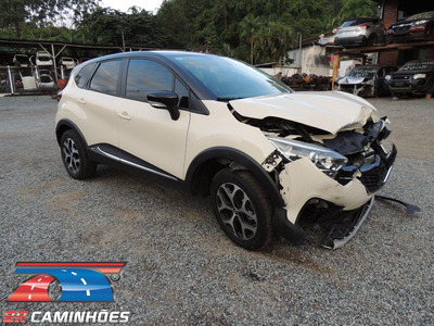 Sucata Renault Captur 2018/2019 Para Venda De Peças