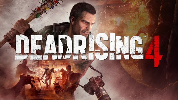 Dead Rising 4 - Pc Mídia Digital