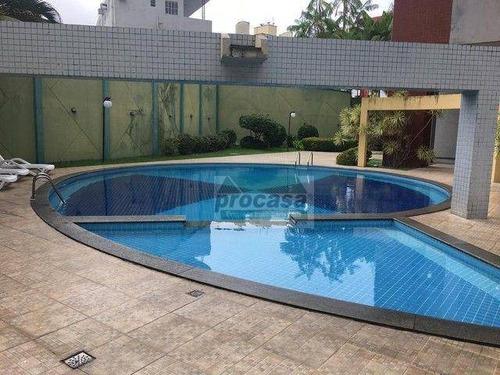 Imagem 1 de 15 de Apartamento Com 3 Dormitórios À Venda, 80 M² Por R$ 455.000 - Nossa Senhora Das Graças - Manaus/am - Ap3521
