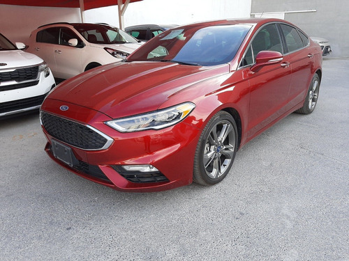 Ford Fusion Sport 2.7t Ta Ac Abs Ba Ee Qc