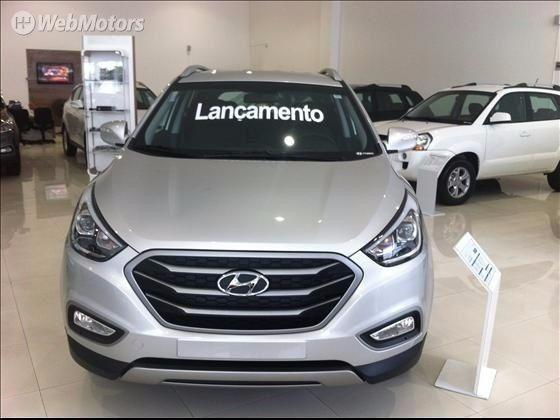 Hyundai Ix35 2.0 Gl 2wd Flex Aut. 2019/2020 Okm