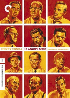 Dvd : 12 Angry Men (criterion Collection) (black & White...