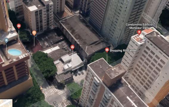 Área Comercial Para Comprar No Centro Em Guarujá/sp - 1028