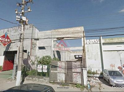 Galpão Comercial Para Locação, Jundiapeba, Mogi Das Cruzes. - Ga0025