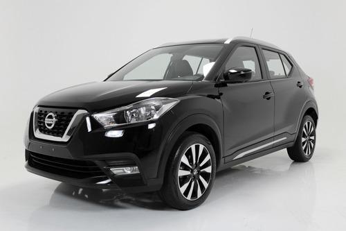 Nissan Kicks 1.6 16v Flex Sl 4p Xtronic Zero De Entrada