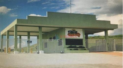 Imagem 1 de 3 de Ótimo Terreno Caçapava - Condomínio Terras De Santa Mariana 1200m² - - Te0253