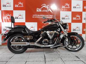 Yamaha Midnight Star 950 2013 Preta