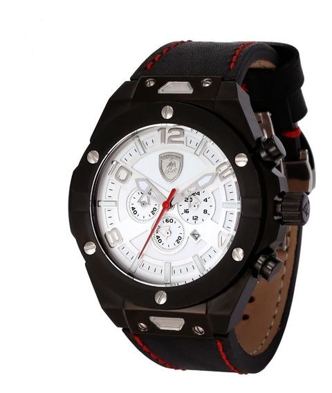 Relógio Masculino Lamborghini Murciélago Lb90047652m