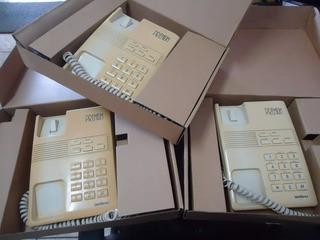10 Aparelhos De Telefone Fixo Funcionando Usado Com Garantia