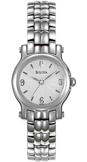 Relógio Bulova Feminino Esporte Fino Wb29983q