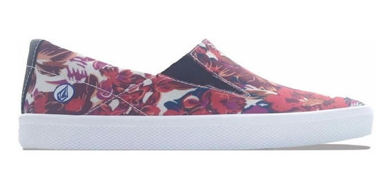 Panchas Volcom Floral 1acmrs02 Cro