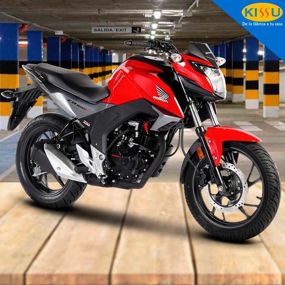 Moto Honda Cb160f 2020 Motor Enfriado Por Aire 5 Velocidades