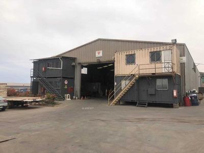 Bodega Industrial-calle Los Topacios-la Chimba