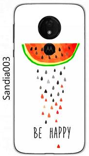 Funda Motorola Moto G7 Power G7 Play G7 Sandia Frutas