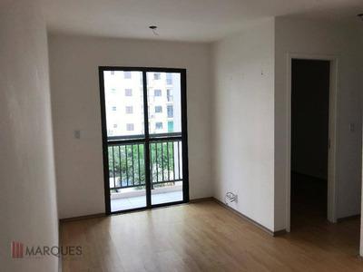 Apartamento Residencial Para Venda E Locação, Vila Rio De Janeiro, Guarulhos. - Ap0013