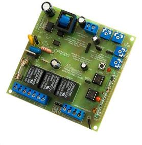 Placa Central Eletrônica Peccinin 4000 V4 (original)