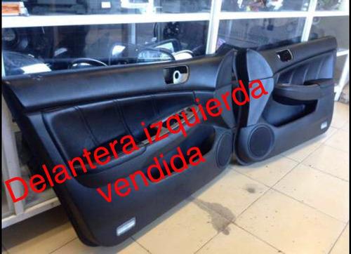 Tapa Puerta Honda Accord Solo Trasera Izquierda