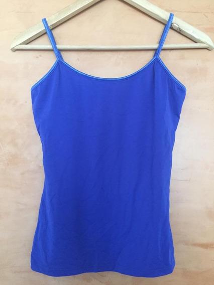 Básica Lycra Color Azul