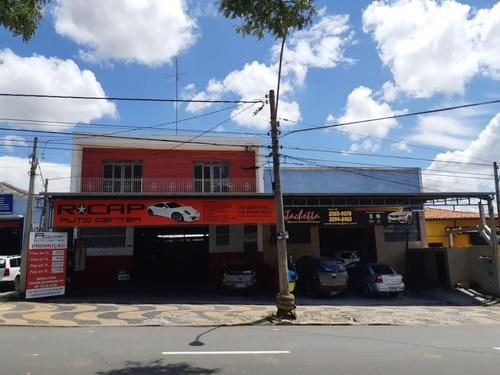 Barracão Localização Especial Para Comercio Av. Armando Sales De Oliveira - Ba1031