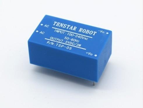 4 X Mini Fonte Hi-link Tsp-05 110/220 5v Arduino Hlk Pm01