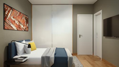 Imagem 1 de 5 de Apartamento - Ouro Preto - Ref: 49218 - V-49218