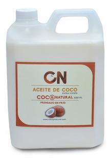 Aceite De Coco / Coco Natural Galón D - L a $39667