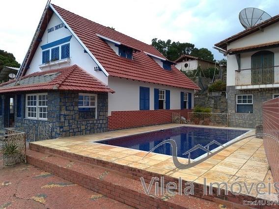 Casa Para Venda, 3 Dormitórios, Centro - Miguel Pereira - 669