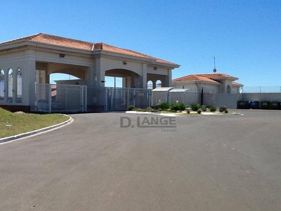 Terreno À Venda, 300 M² Por R$ 188.000,00 - Condomínio Terras Do Fontanário - Paulínia/sp - Te4468