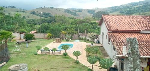 Chácara À Venda, 3 Quartos, 1 Suíte, Perobal - Monte Sião/mg - 2289