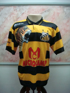 Camisa Futebol Novorizontino Sp Finta Jogo Antiga 1983