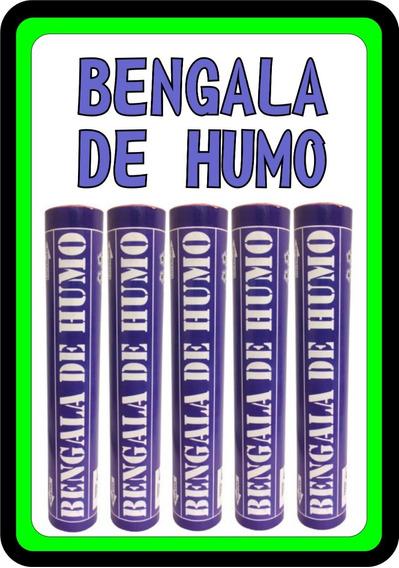Bengala De Humo Azul Fiestas Festejos Eventos Envios