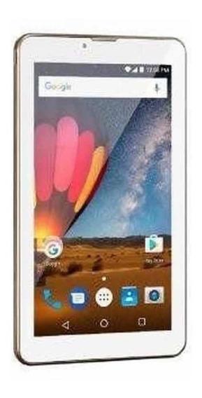 Tablet Multilaser M7 3g Plus Tela 7 Wi-fi 8gb Dourado Nb272