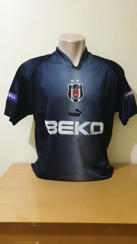 Camisa Besiktas Da Turquia Puma Beko Gg