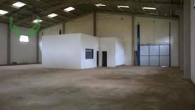 Galpão Comercial Para Locação, Centro (caucaia Do Alto), Cotia - Ga0019. - Ga0019