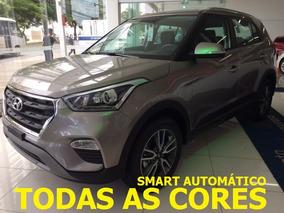 Volkswagen Creta Smart Aut 2019 0km / P. Entrega