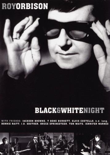 Roy Orbison Black & White Night Cd Us Import