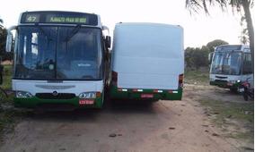 Ônibus Mb 1417 Eletrônico 2002 Viale