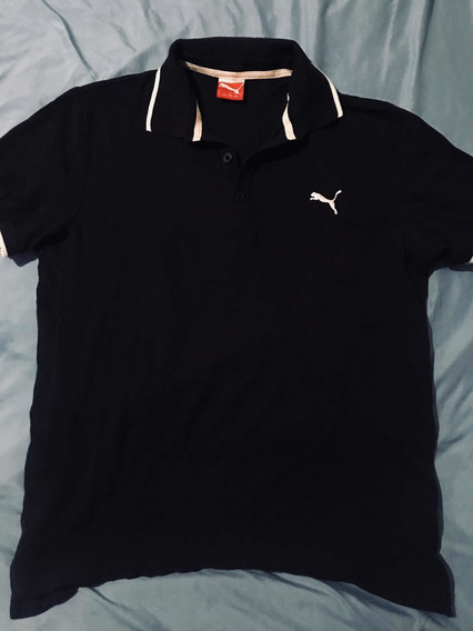 Playera Tipo Polo Puma