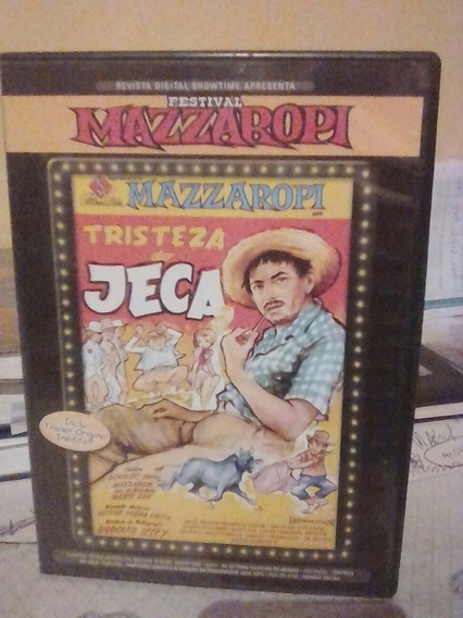 Dvd. Tristeza Do Zeca..color...original.