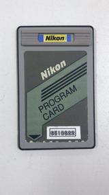 Cartão De Memória Para Estações Totais Nikon C100