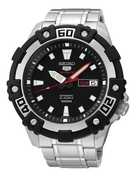 Relógio Seiko 5 Sports 4r36bd/1 Original E Nota Fiscal