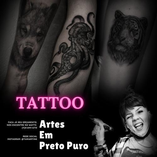 Imagem 1 de 1 de Tatuagem