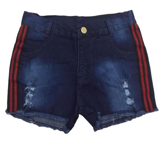 05 Short Jeans Lycra Feminino Roupas Femininas Atacado Top