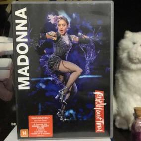 Madonna Dvd Rebel Heart Tour