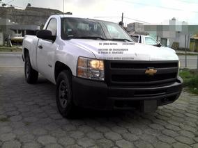 Chevrolet Silverado 2013 Pickup 2500 Motor 4.3 Lts*hay Credi