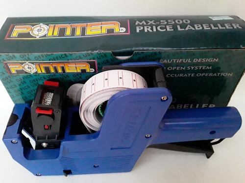 Etiquetadora De Precio Mx-5500