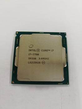 Processador I7 7700 + Placa Mãe Ga-h110m-gaming 3
