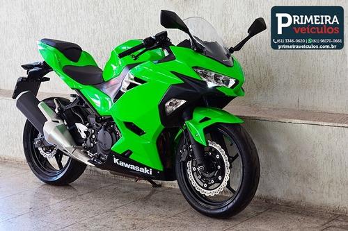 Kawasaki Ninja 400cc 2018/19 Só De Brasília, Freios Abs