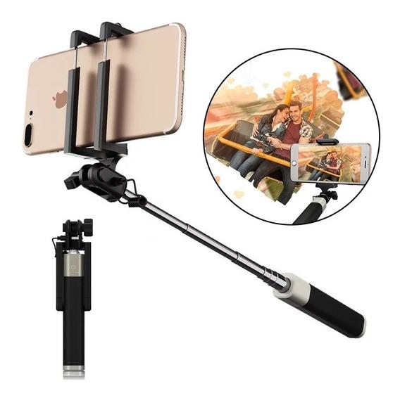 Gekkopod Tripe Suporte Flexível Para Celular + Pau De Selfie