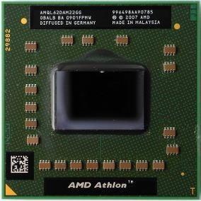 Processador Notebook Amd Athlon 64 Ql-65 2.1ghz S1g2 (2552)
